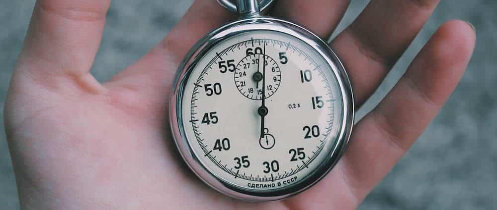 Les 5 étapes de l'organisation du temps radicale