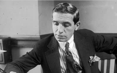 Charles Ponzi, l'escroc qui rôde toujours pour vous voler