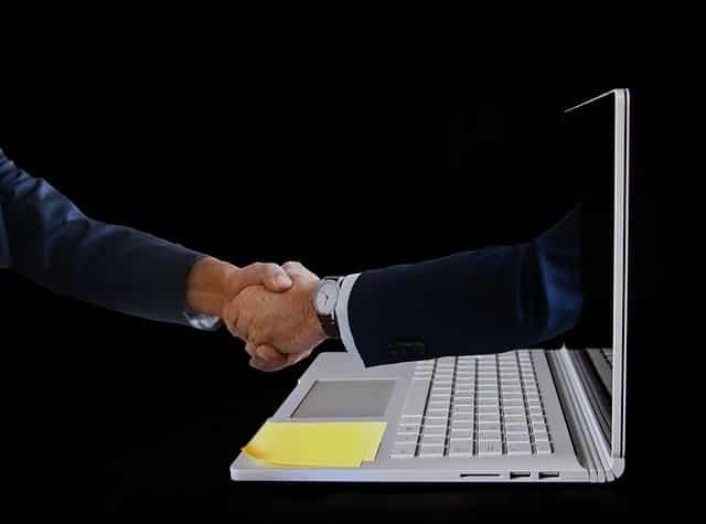 Créer une entreprise en ligne 2